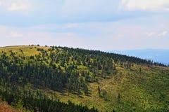 Jeseniky mountains (czech republic) Royalty Free Stock Image