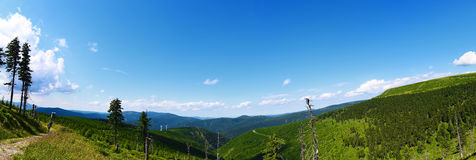 Free Jeseniky Mountains In Nice Summer Day Royalty Free Stock Photography - 74076197