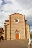 Jesi的圣若瑟教会 免版税库存图片