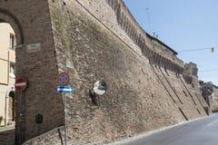 Jesi Ancona, Włochy zdjęcie stock