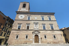 Jesi (Marches, Italy) Royalty Free Stock Photos
