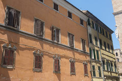 Jesi (Marches, Italy) Royalty Free Stock Image