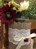 jesień łatwy karciany redaguje kwiaty wakacje modyfikuje Fotografia Stock