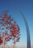 jesień błękit obrazy stock