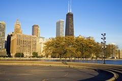jesień Chicago Fotografia Stock