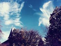 Jesień dzień zdjęcie stock