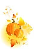 jesień elementy Obrazy Royalty Free