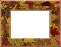 jesień granica Zdjęcie Stock