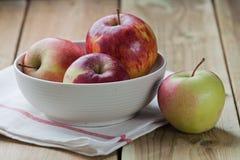 Jesień jabłka Obraz Royalty Free