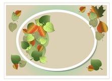 Jesień liść 4 Zdjęcie Royalty Free