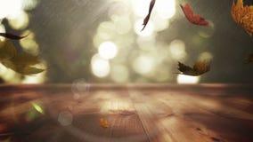 Jesień liści Spadać ilustracji