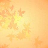 Jesień liści tło Ilustracji