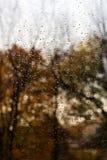 jesień melancholia Fotografia Royalty Free