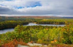jesień Ontario zdjęcie royalty free