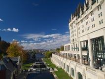 jesień Ottawa Obrazy Stock