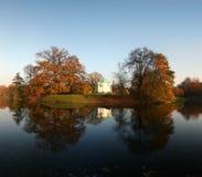 jesień piękna Zdjęcia Royalty Free