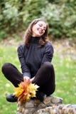 jesień piękno fotografia royalty free