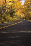 jesień przejażdżka Zdjęcia Royalty Free
