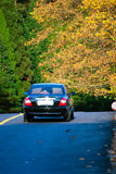 jesień samochód Zdjęcie Royalty Free