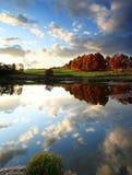 jesień sceneria obrazy stock