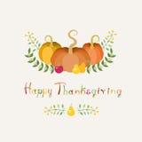jesień tła łęku świeczki karty składu owoc liść starzy papierowi rolki dziękczynienia wierzchołka indyka warzywa Obrazy Royalty Free