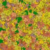 8 jesień tła eps kartoteka zawierać liść Obraz Royalty Free
