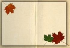 jesień tła grunge ilustraci wektor ilustracja wektor