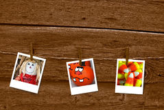 jesień tercet Obraz Stock