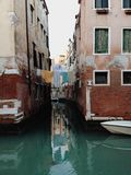jesień Venice fotografia royalty free