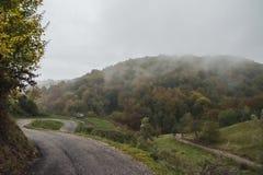 Jesień w Lessinia zdjęcie royalty free