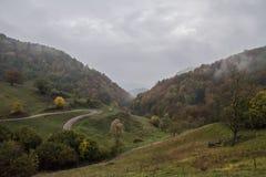 Jesień w Lessinia zdjęcia royalty free
