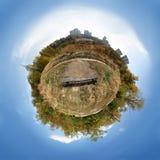 Jesień w mieście Zdjęcie Stock