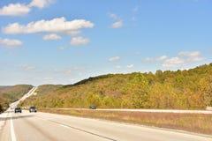 Jesień w Pennsylwania, usa obrazy stock