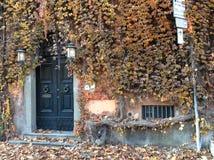 Jesień w Rzym mieście Włochy Fotografia Royalty Free