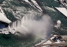jesień 2 Niagara Obrazy Stock