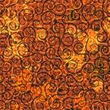 Jesień abstrakcjonistyczna tekstura Zdjęcie Royalty Free