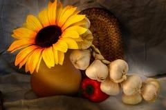 Jesień Cornuco Obrazy Stock