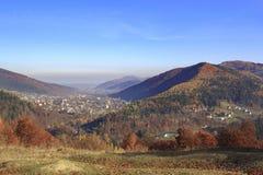 jesień Crimea karadag krajobrazu halna krajowa rezerwa Obraz Royalty Free