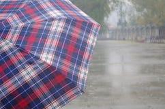 Jesień deszcz Obraz Stock