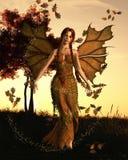 jesień duch Obrazy Royalty Free