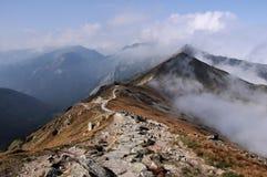 jesień gór tatra Zdjęcie Royalty Free