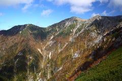 jesień góra Fotografia Royalty Free