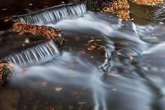 jesień kaskada Fotografia Stock