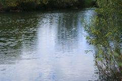 Jesień krajobraz - Zdjęcia Royalty Free