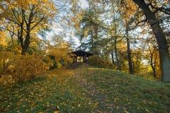Jesień krajobraz, Obraz Stock