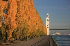 jesień Montreal Zdjęcie Stock