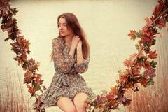 Jesień nastrój Zdjęcie Royalty Free