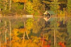 jesień odbicia Zdjęcia Stock