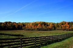jesień Ohio Zdjęcie Stock