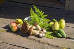 jesień owoc warzywa Zdjęcie Royalty Free